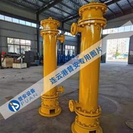 式冷油器_冷油器产品中心连云港普安电力辅机有限公司消声器、除氧器